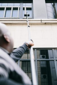 Fitzrovia window cleaner