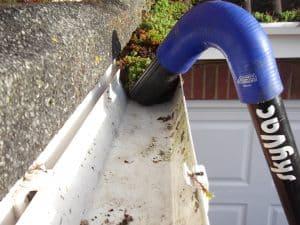 unblock gutters gutter cleaning london