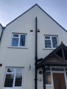 render cleaning surrey