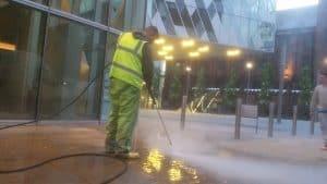 Pressure washing London surrey