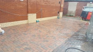 driveway cleaning in balham