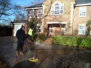 warlingham pressure washing