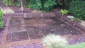 patio cleaning and driveway London