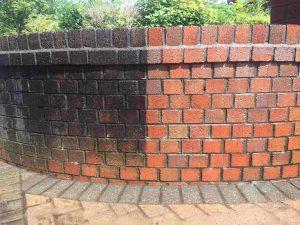 Brick cleaning London