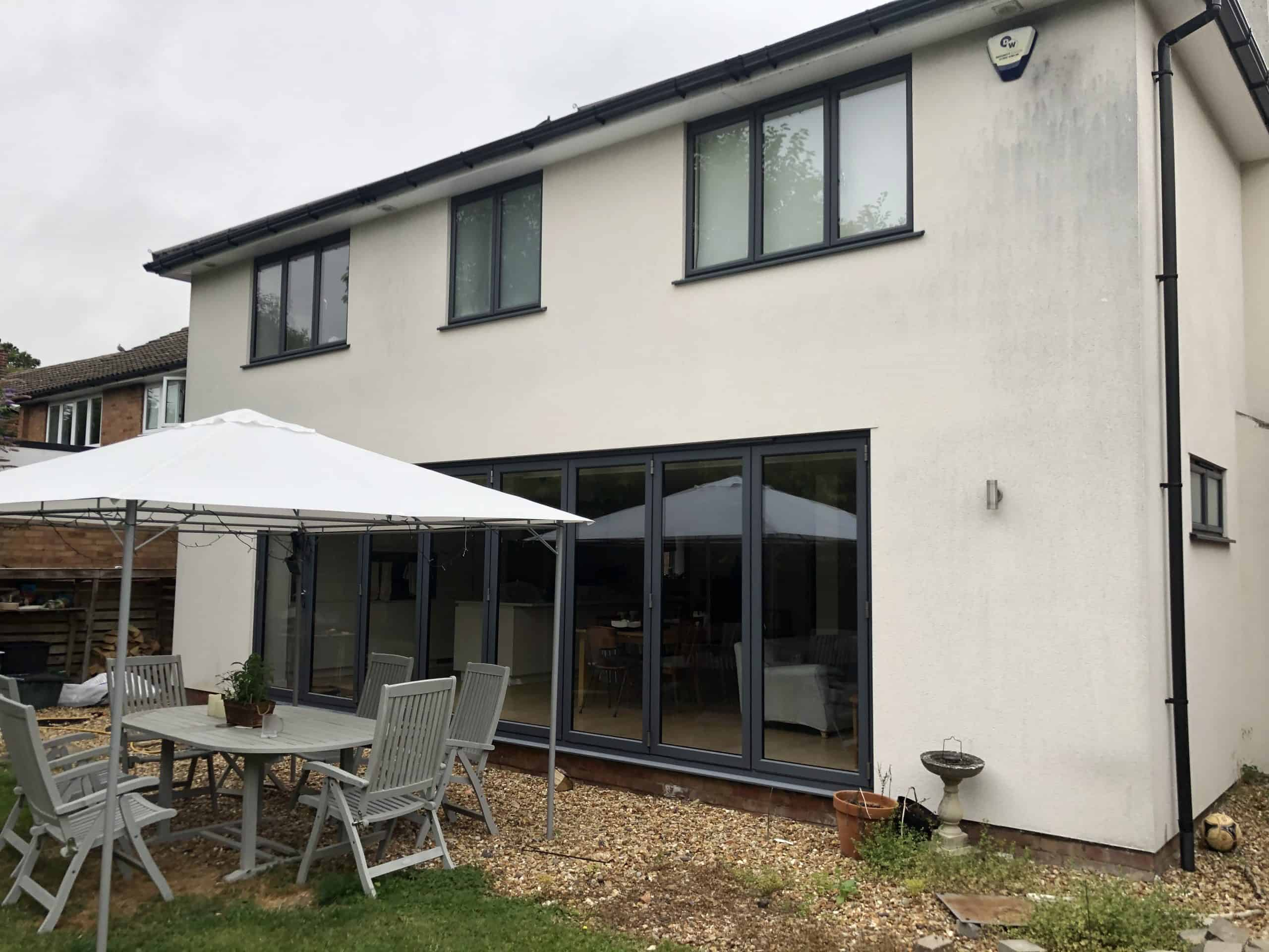 RENDER CLEANING IN SURREY