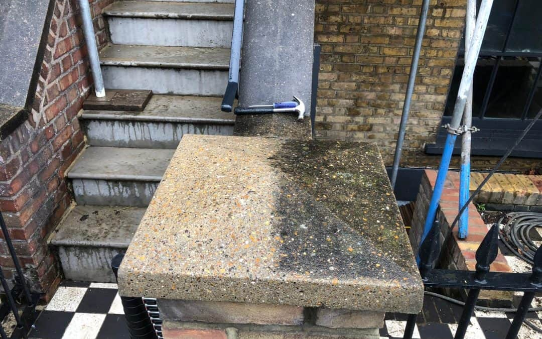 Stone Cleaning in London