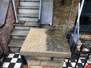 coping stone cleaning london