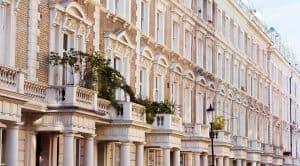 exterior building cleaning Kensington chelsea