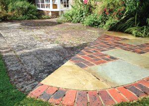 black spot removal paving