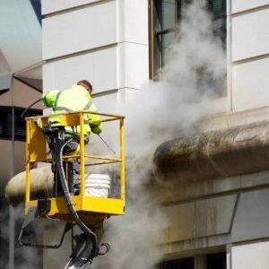 doff steam cleaning