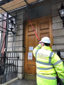 facade cleaning london www.dswcleaning.com