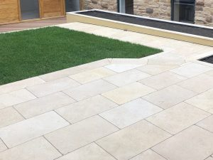 natural stone patio cleaning