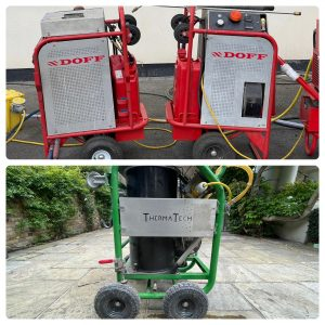 DOFF or ThermTech DSWCleaning