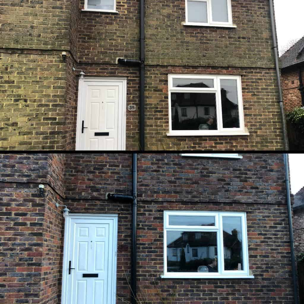brick cleaning Dswcleaning.com