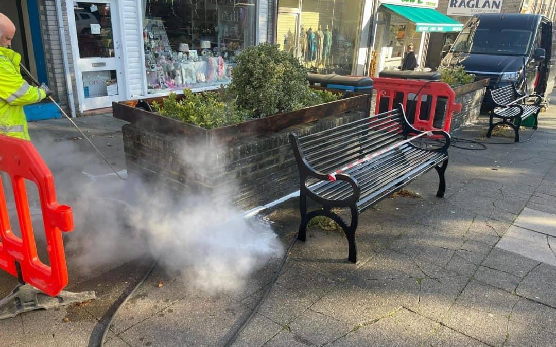 DOFF Cleaning in Caterham